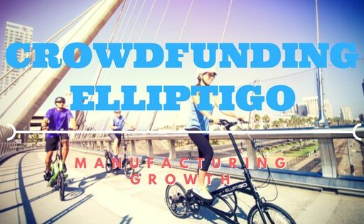 ElliptiGO Outdoor Elliptical Bike Crowdfunding