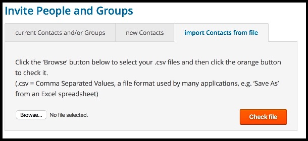 file import tab