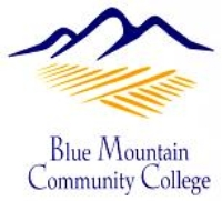 Blue Mountain Community College logo