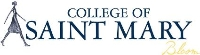 College of Saint Mary logo