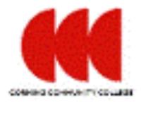 Corning Community College logo