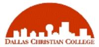 Dallas Christian College logo