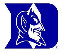 Duke University athletic recruiting profile