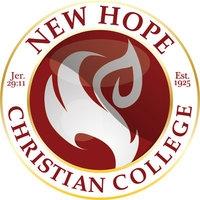 New Hope Christian College logo