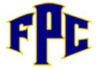Frank Phillips College logo