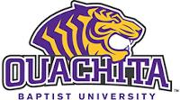Ouachita Baptist University logo