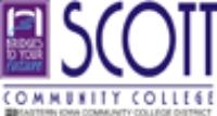 Scott Community College logo