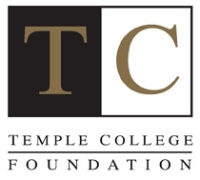 Temple College logo