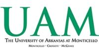 University of Arkansas at Monticello logo