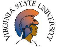 Virginia State University logo