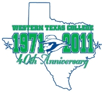 Western Texas College logo