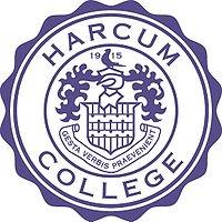 Harcum College logo