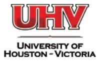 University of Houston - Victoria logo