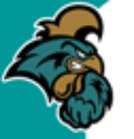 Coastal Carolina University logo