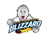 NA3HL (Tier III) - Alexandria Blizzard (Junior Hockey) logo