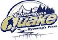 NA3HL (Tier III) - Yellowstone Quake (Junior Hockey) logo
