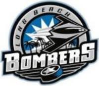 WSHL - Long Beach Bombers (Junior Hockey) logo