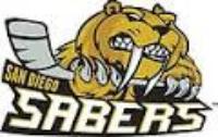 WSHL - San Diego Sabers (Junior Hockey) logo