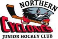 NCDC (Tier II) - Northern Cyclones (Junior Hockey) logo