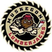 USHL (Tier I) - Muskegon Lumberjacks (Junior Hockey) logo
