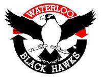 USHL (Tier I) - Waterloo Black Hawks (Junior Hockey) logo