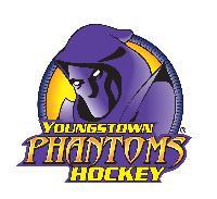 USHL (Tier I) - Youngstown Phantoms (Junior Hockey) logo