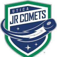 NCDC (Tier II) - Utica Jr Comets (Junior Hockey) logo