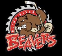 NOJHL - Blind River Beavers (Junior Hockey) logo