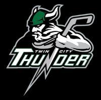 NCDC (Tier II) - Twin City Thunder (Junior Hockey) logo
