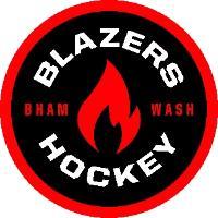 WSHL - Bellingham Blazers (Junior Hockey) logo
