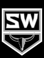 WSHL - Steamboat Wranglers (Junior Hockey) logo