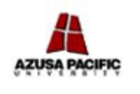 Azusa Pacific University athletic recruiting profile