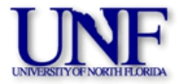 University of North Florida logo