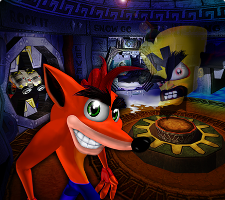 Crash Bandicoot 2: Cortex Strikes Back