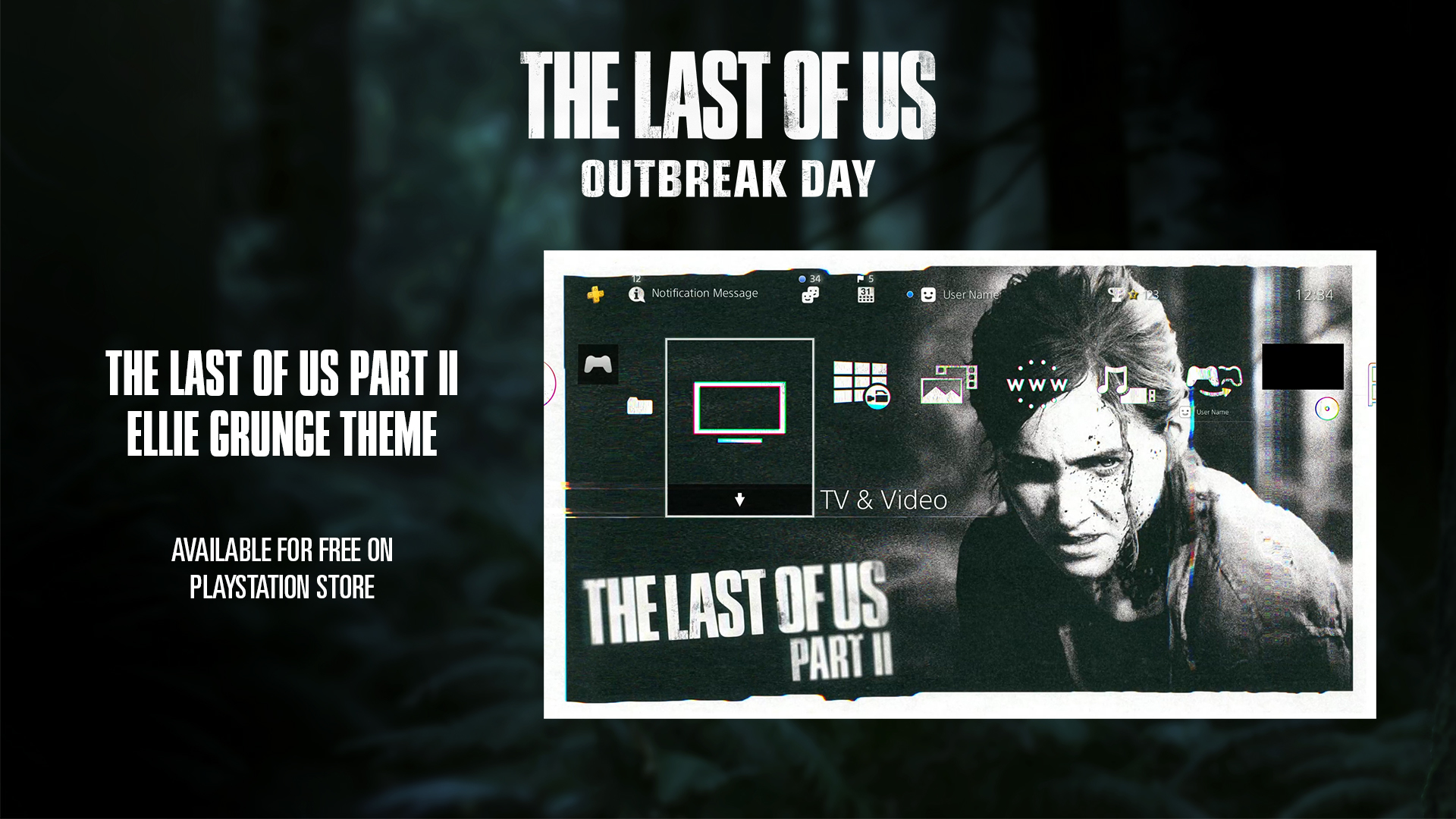 Naughty Dog The Last Of Us Part Ii Outbreak Day 2019