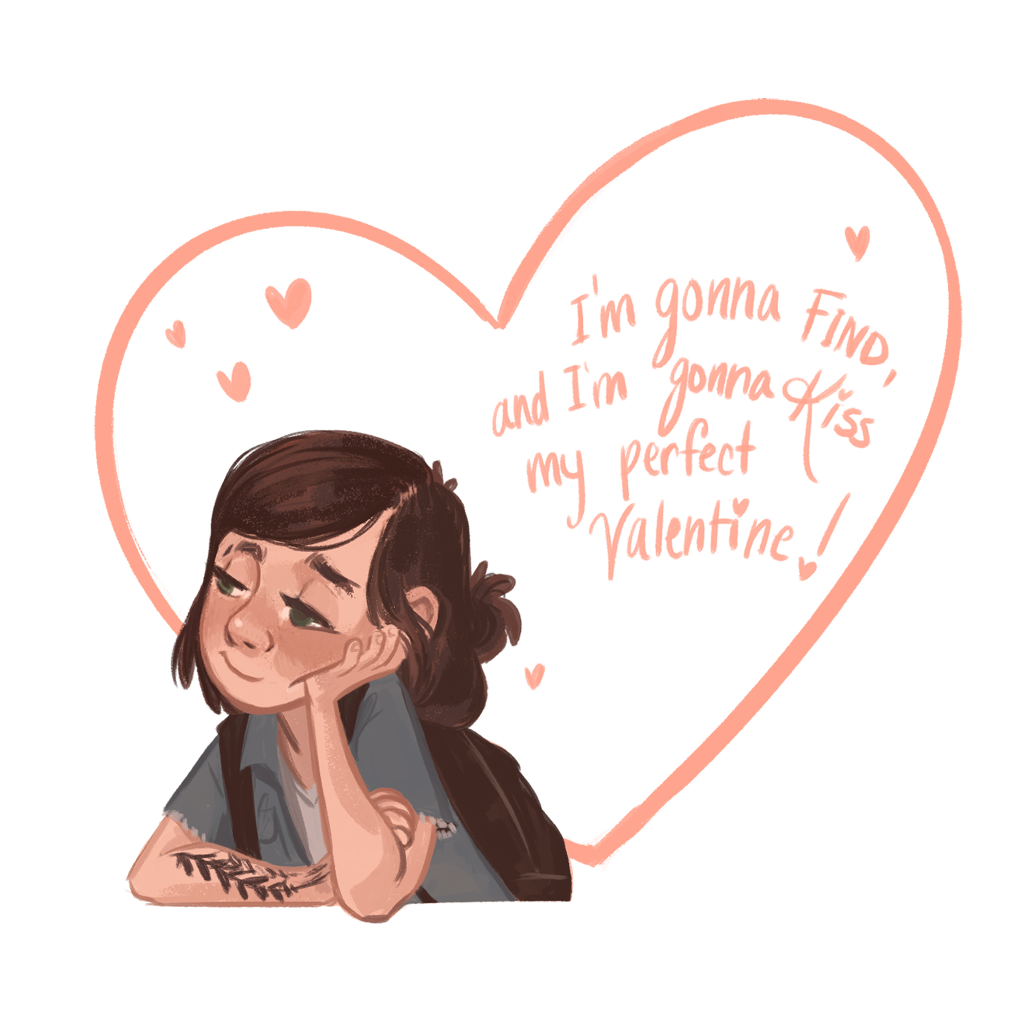 From everyone here at the studio, Happy Valentine's Day!