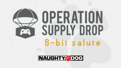 Operation Supply Drop's 8-Bit Salute Year Two