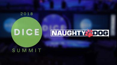 Naughty Dog @ DICE 2018: Storytelling Talk, Awards, and More