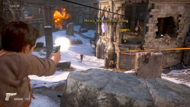 Uncharted 4 Multiplayer: Introducing a New Beta Test Playlist