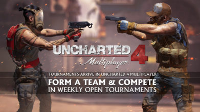 Introducing Tournaments for Uncharted: The Lost Legacy and Uncharted 4 Multiplayer