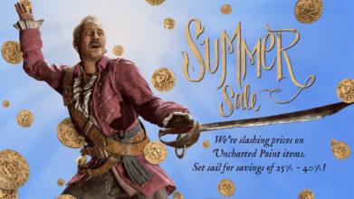 Announcing the Uncharted 4 Multiplayer Summer Sale!