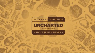 Celebrating 10 Years of Uncharted