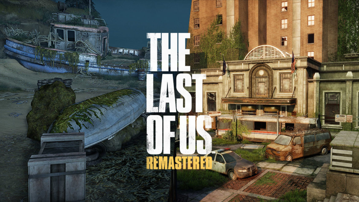 Naughty Dog The Last Of Us Free Maps And New Weapons - The last of us multiplayer maps