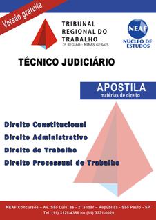 Técnico Judiciário