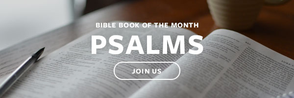 Bible Book of the Month