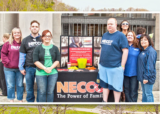 Necco Center Rocks First Friday