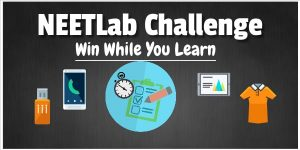 NEETLab Challenge Win Exciting Prizes