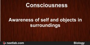 consciousness in organisms