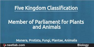five kingdom classification mnemonic