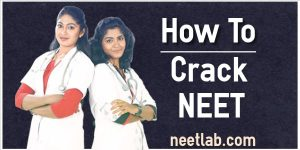 How to crack NEET course